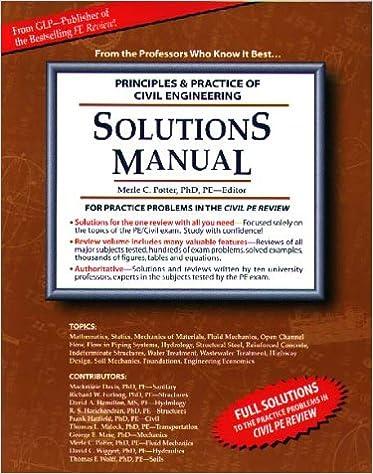 Solutions manual principles practice of civil engineering merle solutions manual principles practice of civil engineering 1st edition fandeluxe Images