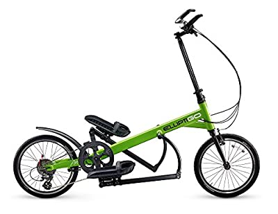 ElliptiGO Arc 24 - The World's First Outdoor Elliptical Bike