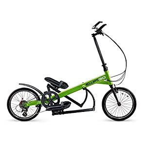 ElliptiGO Arc 24 The World's First Outdoor Elliptical Bike