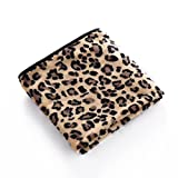 Alamana Pet Dog Cat Soft Warm Leopard Zebra Cow Print Bed Cover Blanket Sleep Mat size S (GTZ13Leopard Print ) For Sale