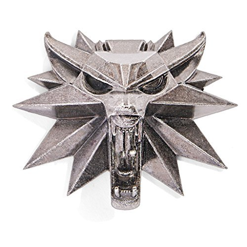 The Witcher 3 Insignia Pewter Paperweight - Loot Crate DX Exclusive November 2016