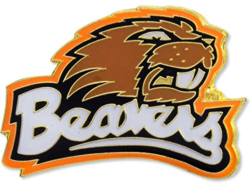 (NCAA Oregon State Beavers Logo Pin )