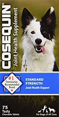 Cosequin Hip & Joint Support for Dogs - 75 Tabs from Nutramax Laboratories, Inc.