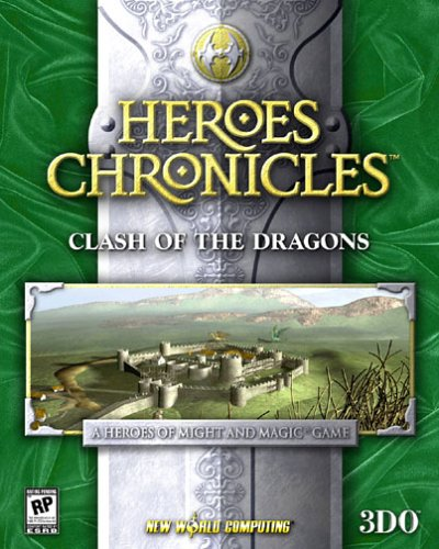 Heroes Chronicles: Clash of the Dragons - PC (Might & Magic Clash Of Heroes Pc)