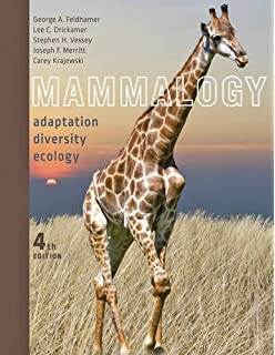 Mammalogy techniques manual 2nd edition james ryan 9781257831944 mammalogy adaptation diversity ecology fandeluxe Choice Image