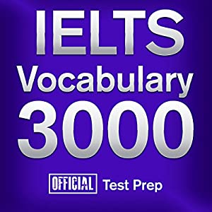Official IELTS Vocabulary 3000 Audiobook