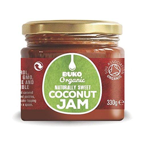 Buko Organic Coconut Jam Original 330g