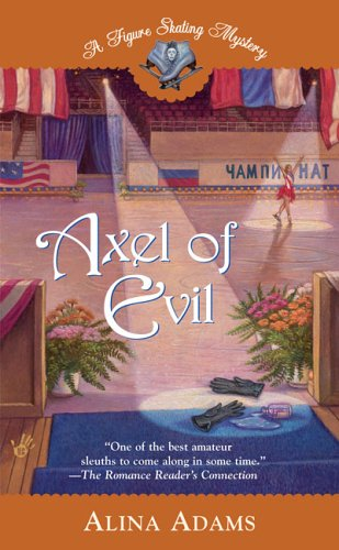 book cover of Axel of Evil