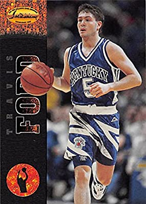 Travis Ford Basketball Card (Kentucky Wildcats) 1994 TWCC #20