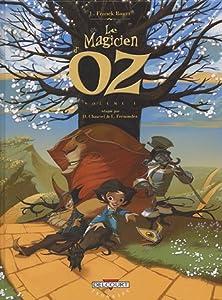 """Afficher """"Le magicien d'OZ - série Chauvel n° 1 Le magicien d'Oz"""""""
