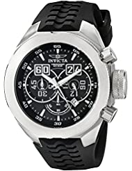 Invicta Mens 16926 I-Force Analog Display Japanese Quartz Black Watch