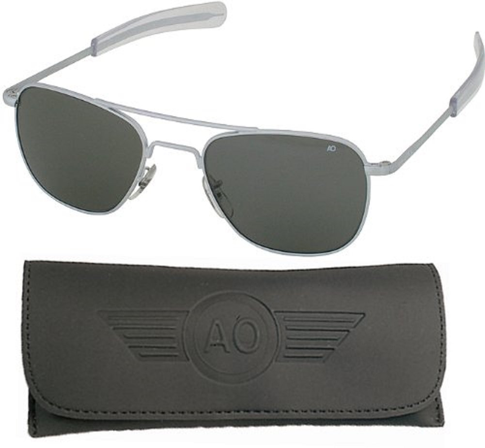 Amazon.com: GENUINE GOVERNMENT AIR FORCE PILOTS SUNGLASSES BY ...
