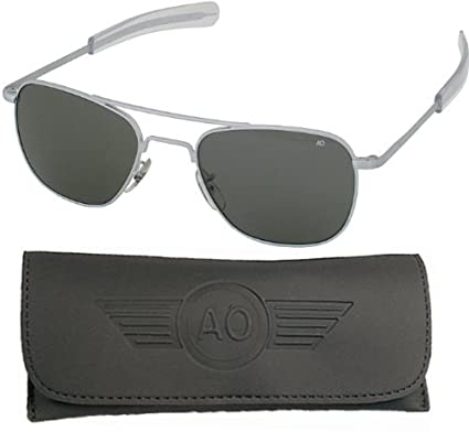 75cab00c7a6 GENUINE GOVERNMENT AIR FORCE PILOTS SUNGLASSES BY