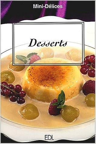 En ligne Desserts pdf ebook