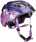 Cratoni Akino Children's Bicycle Helmet Purple(Star Purple/Pink Glossy) Size:53-58 cm