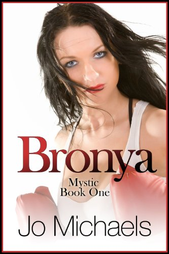 Book: Mystic - Bronya by Jo Michaels