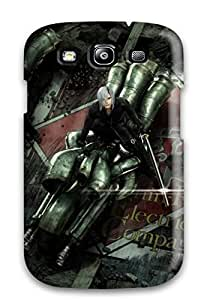 4461435K86420365 Scratch-free Phone Case For Galaxy S3- Retail Packaging - Counter Strike Video Game