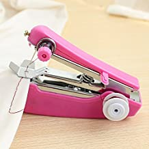 Mini Sewing Machine Portable Handheld Household Supplies