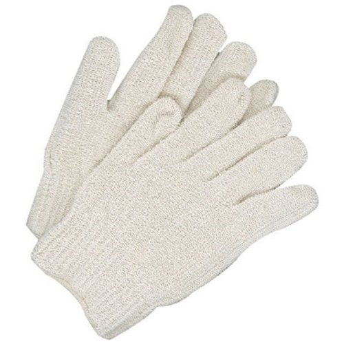 Bob Dale 10-1-T777 Cotton Glove with Terry Cloth Reversible Slip On, 24 oz., Size 1, White (Pack of 12) by Bob Dale B00JPGCOZ4