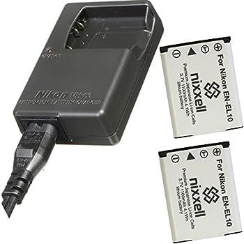 amazon com nikon mh 63 battery charger for nikon en el10 lithium rh amazon com nikon mh-63 charger manual nikon mh-63 battery charger manual