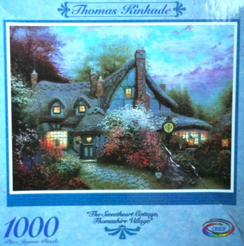 Thomas Kinkade 1000pc.