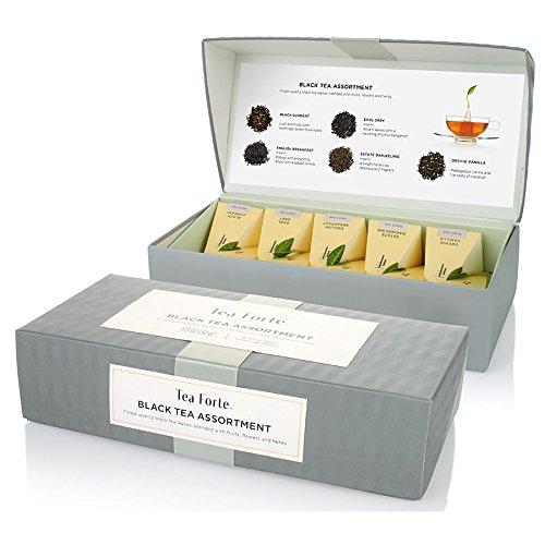 2 opinioni per TEA FORTE BLACK TEA ASSORTMENT