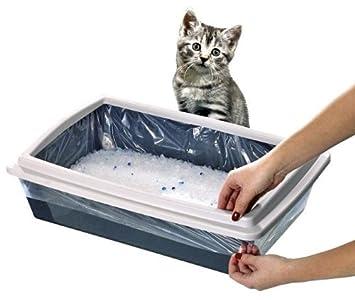 Karlie Bolsa de aseo del gato - Serie de 10 Set, Accesorios de baño