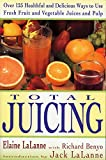 img - for Total Juicing: Over 125 Healthful and Delicious Ways to Use Fresh Fruit and Vegetable Juices and Pul [Paperback] book / textbook / text book