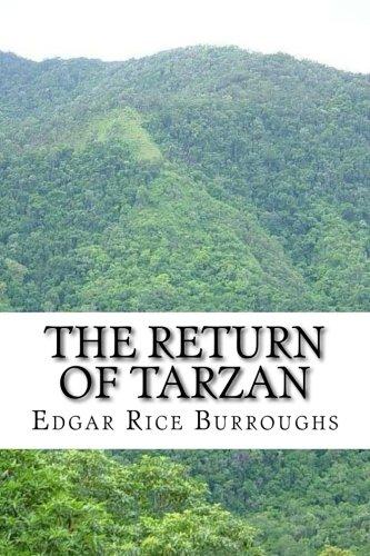 The Return of Tarzan: (Edgar Rice Burroughs Classics Collection) (Tarzan Book series) (Volume 2) [Edgar Rice Burroughs] (Tapa Blanda)