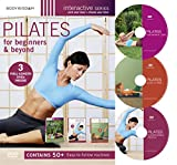 This 3 DVD set has everything you need to begin learning Pilates and to progress at your own pace.  Never before has a has a single collection of Pilates DVDs contained so much valuable information to help you explore the hworld of Pilates. B...