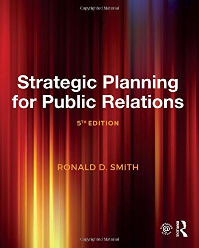 Strategic planning for public relations ronald d smith strategic planning for public relations ronald d smith 9781138282063 books amazon fandeluxe Choice Image