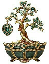 Jeweled Birthstone Box