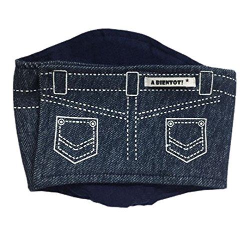Abiento (A BIENTOT ) Manner belt denim SS