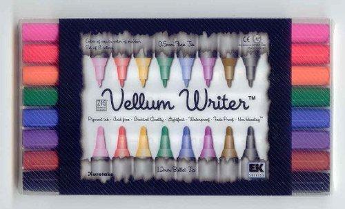 Orange Vellum (Kuretake Zig Memory System Vellum Writer (Pack of 8))