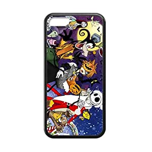 MEIMEISVF ?kingdom hearts halloween town Phone case for ipod touch 4LINMM58281