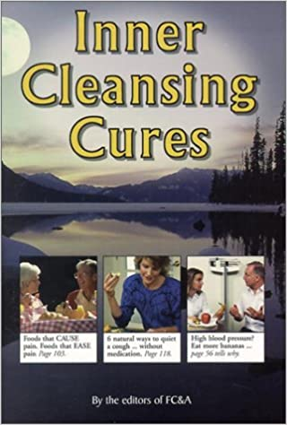 Book Inner Cleansing Cures