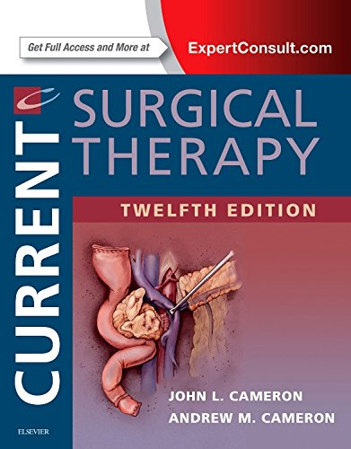 Current Surgical Therapy, 12e - medicalbooks.filipinodoctors.org