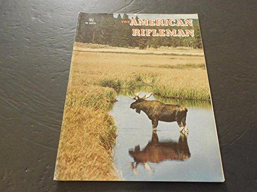 American Rifleman July 1970, Alaska Hunting, Winchester M1906 ()