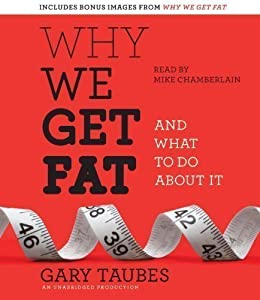 By Gary Taubes: Why We Get Fat: And What to Do About It [Audiobook]