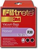 Filtrete Hoover R30 plus MicroAllergen Bags, 5 Bags and 2 Filters Per Pack, Appliances for Home