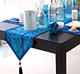 Kaxima Chinese table flag, coffee table, restaurant decoration, table flag, cloth, cotton