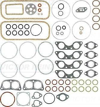 Set Of 2 OEM 11531731833 Rear of Engine BMW Water Accumulator Gasket