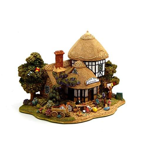 Lilliput Lane The Toy Menders Collectible Figurine ()