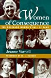 Women of Consequence, Jeanne Varnell, 1555662145