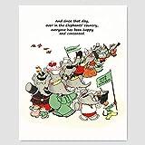Best Cloud Nine Prints Toddler Girl Books - Baby Elephant Nursery Artwork, Babar Print Review
