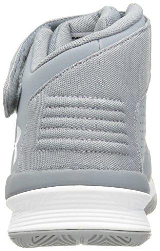 Under Armour Men's Ua Get B Zee Basketball Shoes, M US Steel