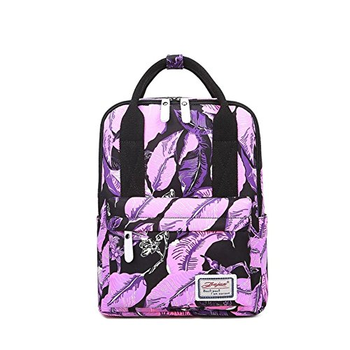bolsa de alumnas de la escuela secundaria/La versión coreana de lona morral/bolso del ordenador portátil de ocio viajes/Bolsos al aire libre-C G