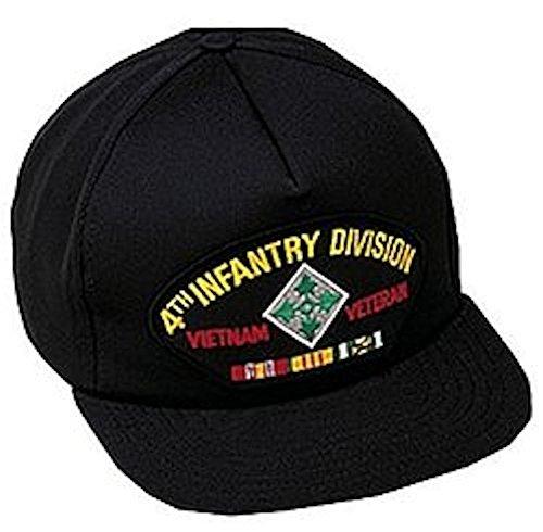 4th Infantry Division - Vietnam Vet Ballcap (4th Infantry Division Vietnam)