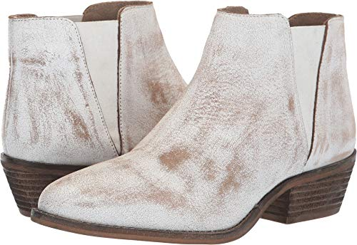 US Leather Bun White Cuddle M 6 5 M Women's True Diba RZzqWpT6T