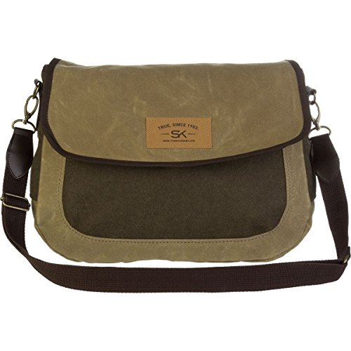 Stormy Kromer Women's The Companion Purse, Olive, OS by Stormy Kromer